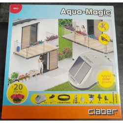 Aqua-Magic System, arrosage...